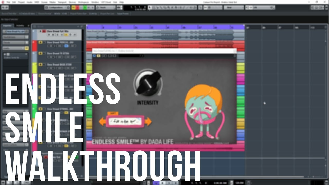 Endless Smile Plug-in - Walkthrough and use in Trailer Music