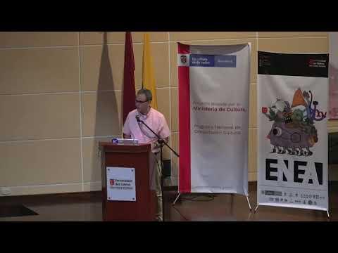 IV Encuentro Nacional de Estudiantes de Arte   Acto Inaugural