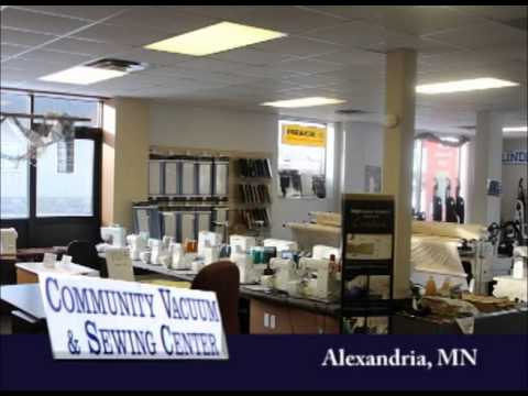Alexandria Minnesotas Community Vaccum Sewing Center Quilt Shop On Our Storys The Celebrities
