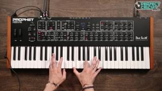 Dave Smith Instruments Prophet Rev2 Presets