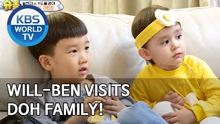 Will-Ben visits Doh family! [The Return of Superman/2020.05.31]