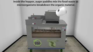 Food Waste Digester