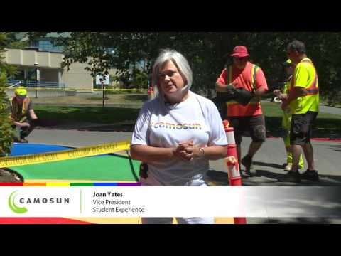 Camosun Pride Rainbow Project
