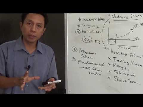 Video 1 - Strategi Nabung Saham