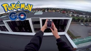 POKÉMON GO PARKOUR