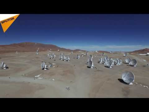 Chile Chilling: Bird's Eye View of ESO Observatories