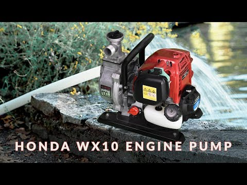 Honda WX10 - Engine Driven Petrol Pump