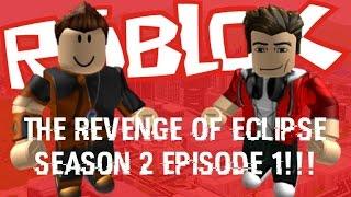 The Revenge Of Eclipse | Season 2 Part 1 | Roblox Pokemon Brick Bronze