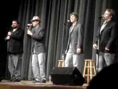 Four Shadow: mean love song at BHS
