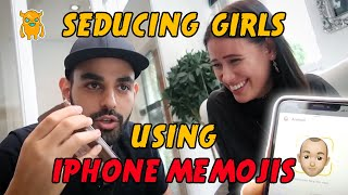 College Girl Seduced by Ownage Pranks (Using Memojis)