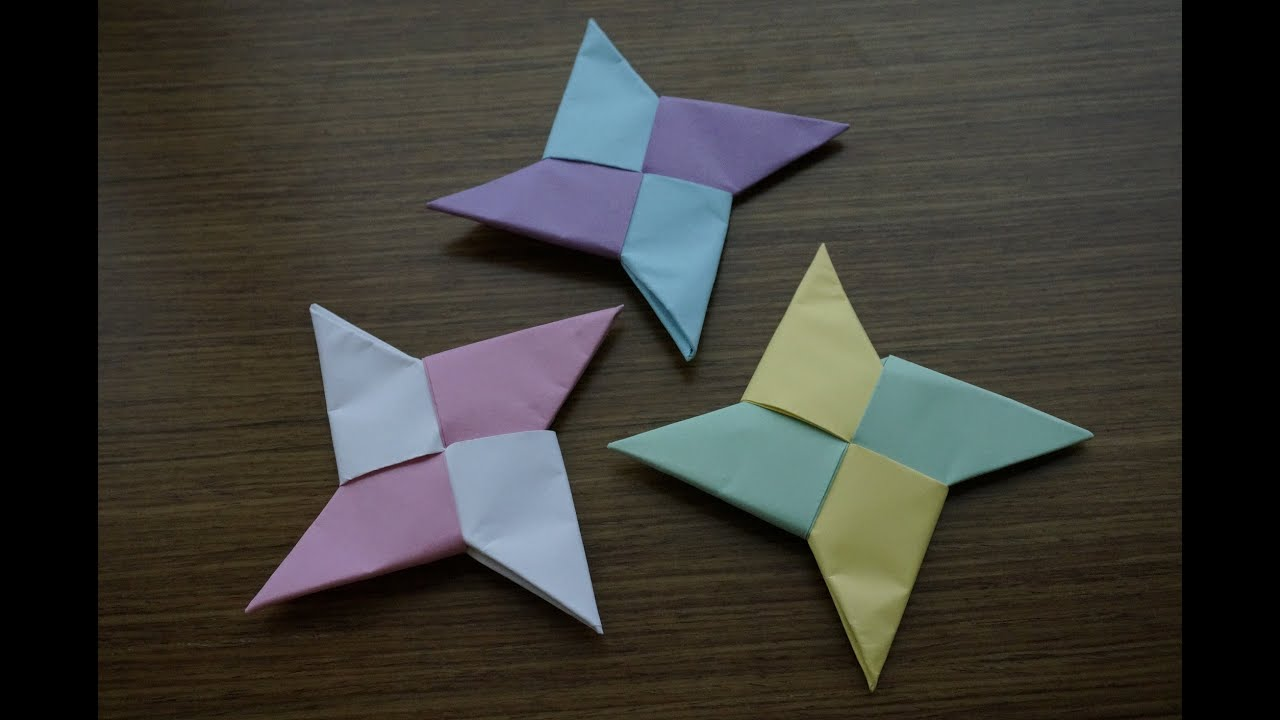 cool origami with printer paper tutorial origami handmade