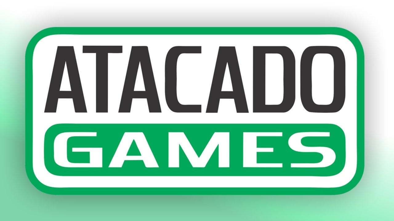 4e8e5e59d Conheça a Atacado Games no Paraguai - YouTube