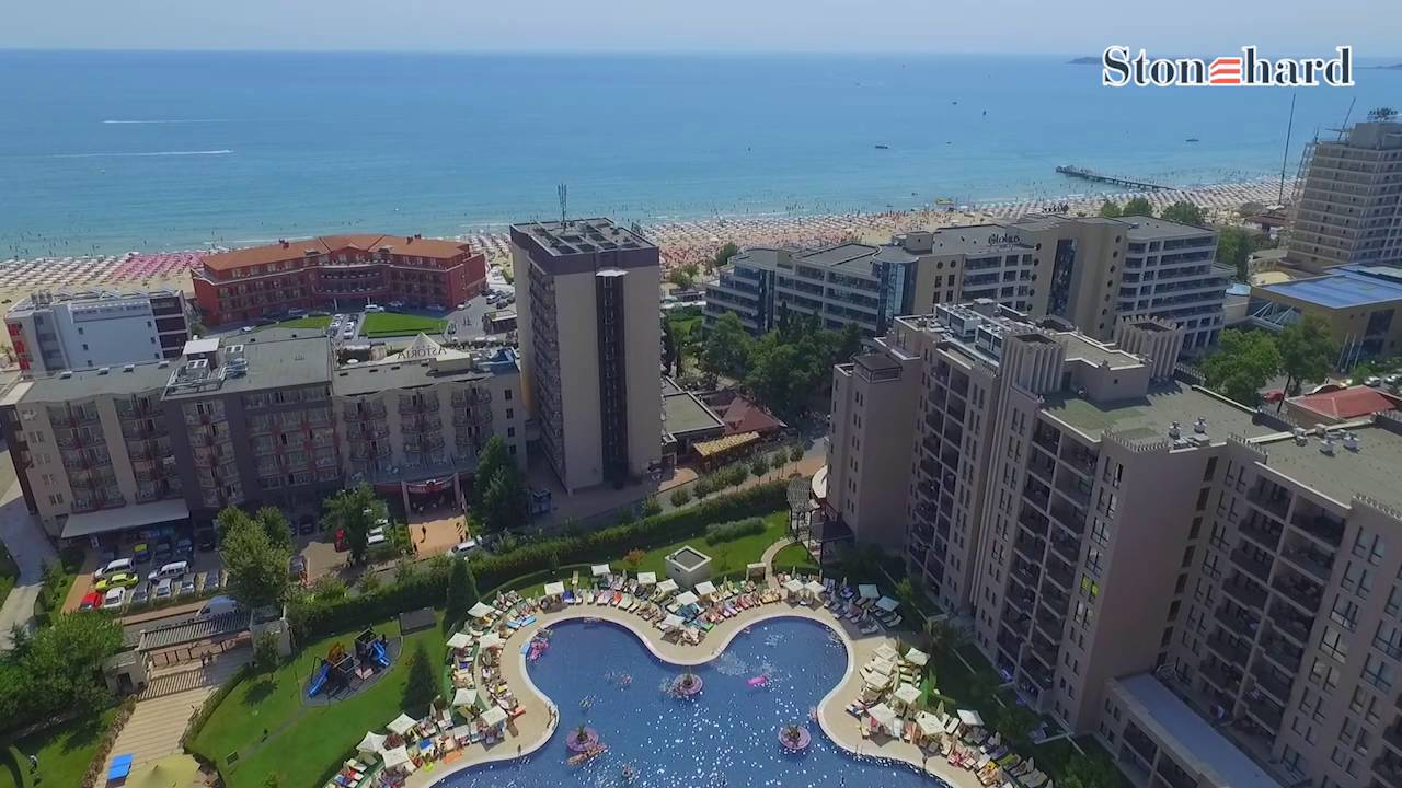 Barceló Royal In Sunny Beach Bulgaria Designer Apartments For The Exclusive Complex
