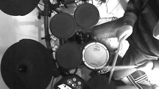 """Magnum """"Days of no trust"""" cover on drums"""