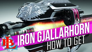 Rise of Iron How to Get the IRON GJALLARHORN - all 7 Iron Medallions locations - Destiny ROI