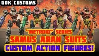 gdx custom showcase m a r s heroes samus aran of metroid inspired armors