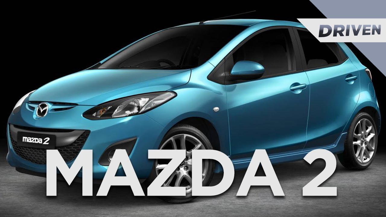 2013 mazda 2 review technobuffalo 39 s driven youtube. Black Bedroom Furniture Sets. Home Design Ideas