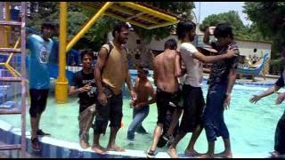 Malik Company Dance in Sozo water park part 2.mp4