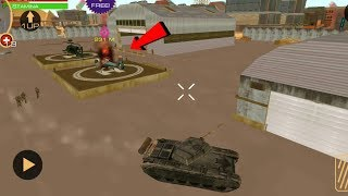 grand Vegas Crime (Army Tank Destroyed Army Private Helicopter) - Mission complete