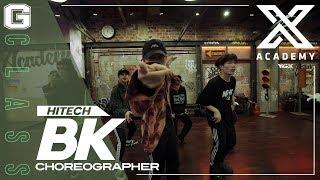 BK X G CLASS   CHOREOGRAPHY VIDEO
