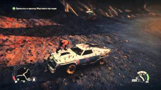 Mad Max,  нарезка моментов из игры под музыку из фильма