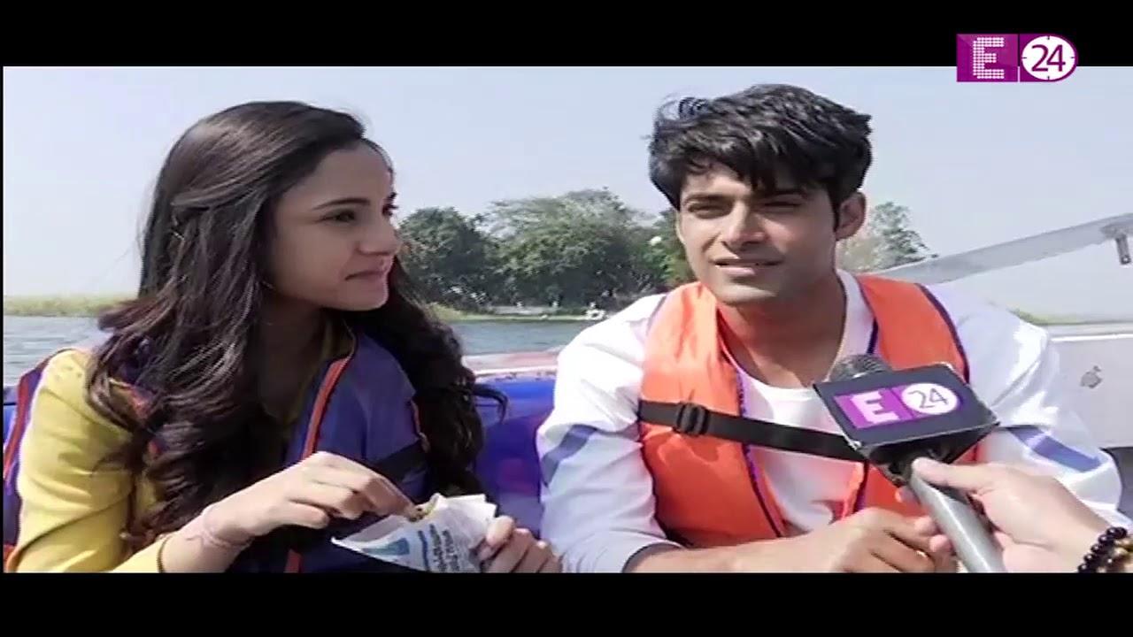 भोपाल में Shooting Enjoy कर रहे है Mohit और Kanika ।।Ek ...