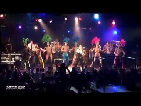 Латиноамериканская Группа Latin Rey!