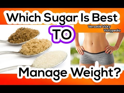 Sugar for Weight Loss Best Sugar Substitutes | Which Sugar is Good?