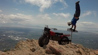 Rokon Trailbreaker Mountaintop Summit