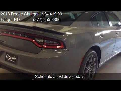 2018 Dodge Charger V6 For Sale In Fargo Nd 58103 At Corwin Youtube