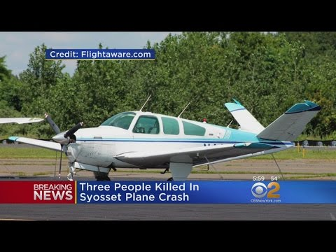 Syosset Deadly Plane Crash