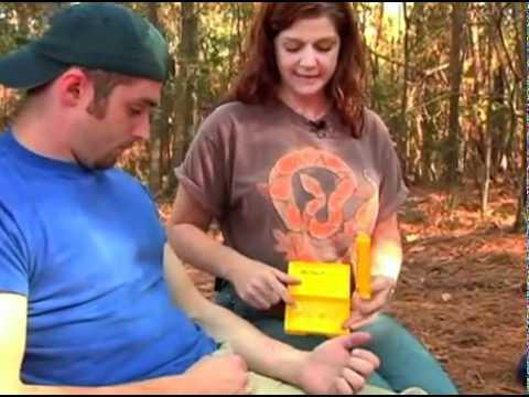 Cách lấy nọc độc khi bị rắn cắn.flv