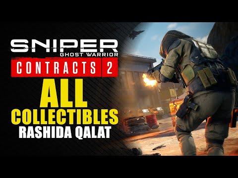 Sniper Ghost Warrior Contracts 2 guía - Dónde encontrar los 10 coleccionables de Rashida Qalat