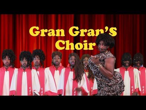 Gran Gran's Choir @Dcfan4life