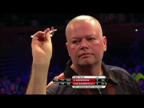 German Darts Masters 2017 - Gary Anderson vs Raymond van Barneveld