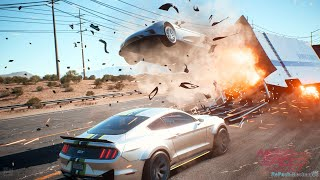 Need for Speed Payback/Беспредел на дорогах.