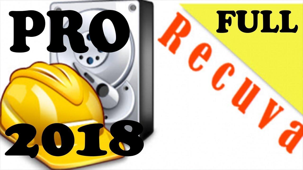 RECUVA PRO full 2018