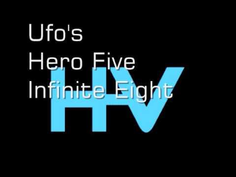 Hero Five - UFO's