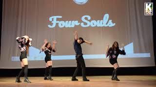 FOUR SOULS | Cover Dance Small | K-Culture 2017 | Kpop Colors
