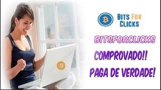 Bitsforclicks Paga - Bitcoins Gratis