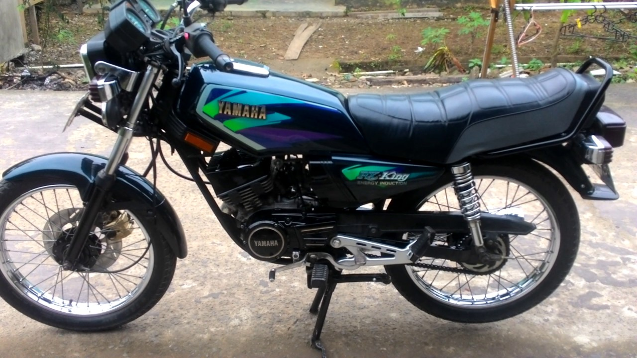 yamaha rx king master 1997 original mantaaps bro. - youtube