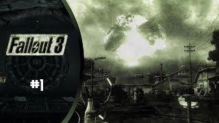 Fallout 3 - #1 - La vida en el refugio