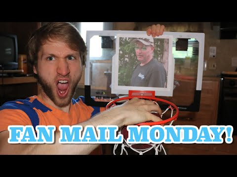 FAN MAIL MONDAY #25 -- MEMORIAL DAY