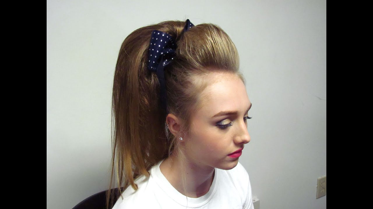 Midnight cheer hair makeup tutorial 2015 youtube baditri Image collections
