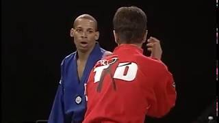 Pro TKD - George Bell vs Jimmy Graesser