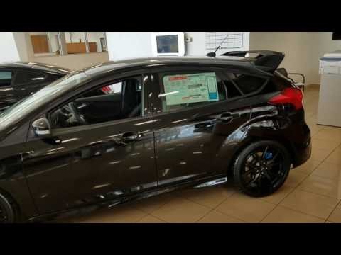 17 Ford Focus ESCAPE for Aaron Warshum