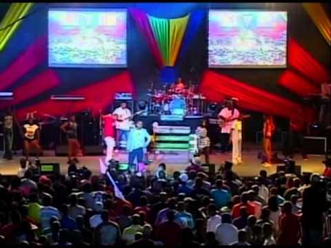 Ricardo Drue   Stick Like Glue, Live! Antigua Carnival 2010