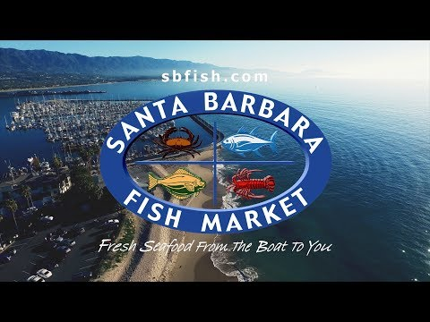 Santa Barbara Fish Market - Fresh Seafood From The Boat To You