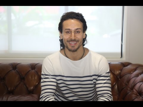 Tiger Shroff interview with Team MissMalini
