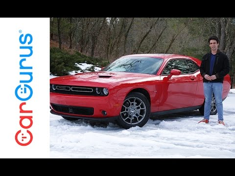 2017 Dodge Challenger | CarGurus Test Drive Review